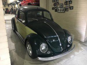 VW Beetle Service