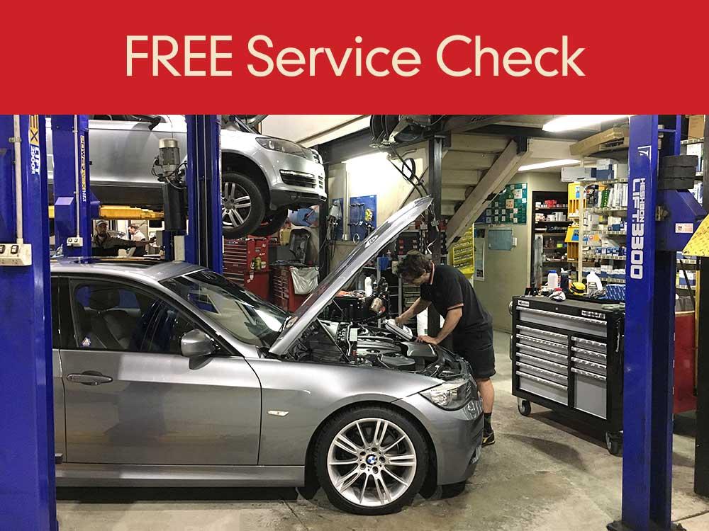 free service check